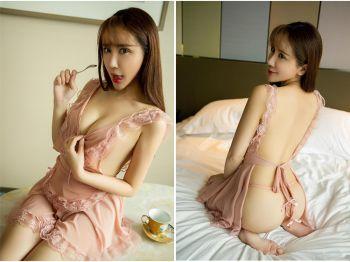 Váy ngủ sexy gợi cảm hầu gái lọt khe giá rẻ tại Hà Nội